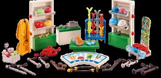Playmobil - 6570 - Winter sports shop
