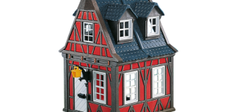 Playmobil - 7785 - Red Framework House