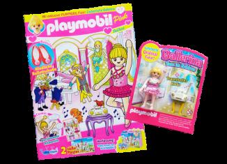 Playmobil - 80591-ger - Playmobil Magazin Pink 4/2017 (Heft 29)