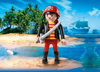 Playmobil - 9265 - XXL Pirate