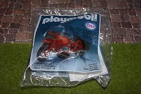 Playmobil - 0000 - ESSO motorbike