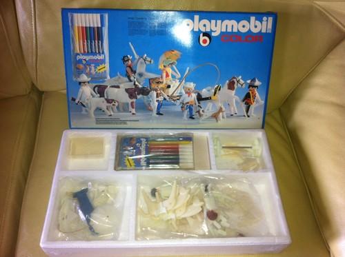 Playmobil 3700 - Bandits - Box