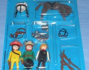 Playmobil - 3273s1 - Sheriff & gunmen