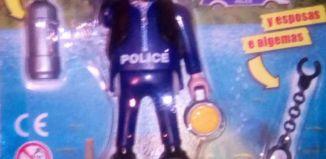 Playmobil - 30798543 - Diver police