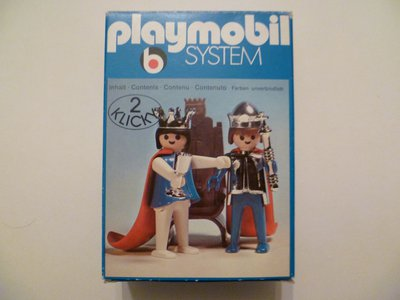 Playmobil 3171s1 - King and Queen - Box
