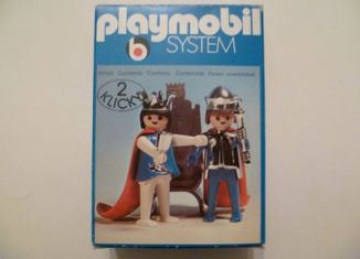 Playmobil - 3171s1 - King and Queen