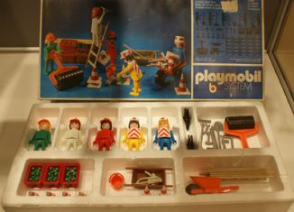 Playmobil - 3200s1 - Construction Site