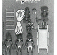 Playmobil - 3214 - Firemen