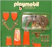 Playmobil 3267 - Three Knights - Caja
