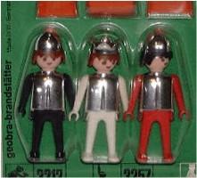 Playmobil 3267 - Three Knights - Volver