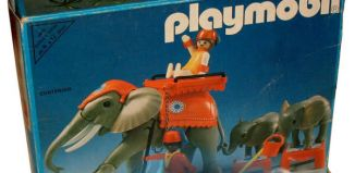 Playmobil - 3519-ant - Circus Elephants & Trainers