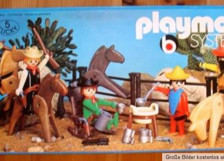 Playmobil - 3240v2 - 5 Bandits Set