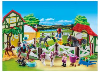 Playmobil - 9262 - Advent Calendar Horse Farm