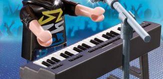 Playmobil - 5604 - Keyborder