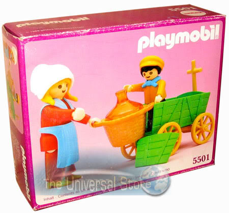 Playmobil 5501-ant - Farmers wife - Box