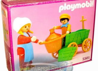 Playmobil - 5501-ant - Farmers wife