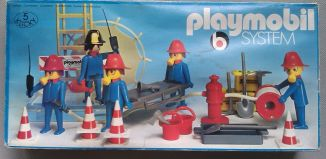 Playmobil - 3228 - Firefighter Squad