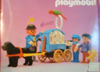 Playmobil - 5550-ant - Organ Grinder With Children