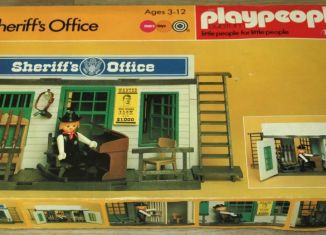Playmobil - 2510-pla - Sheriff's Office