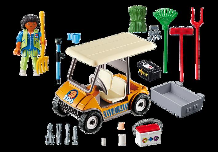 PLAYMOBIL 6636 Sonstige Zoofahrzeug