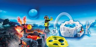 Playmobil - 6831 - Fire and ice action game
