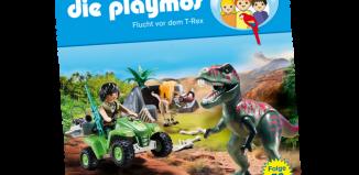 Playmobil - 80008-ger - Flucht vor dem T-Rex - Folge 56
