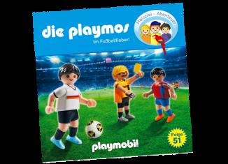 Playmobil - 80258-ger - Im Fußballfieber! - Folge 51