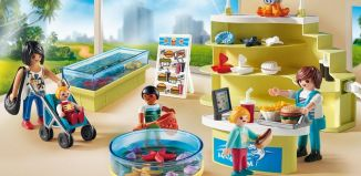 Playmobil - 9061 - Aquarium Shop