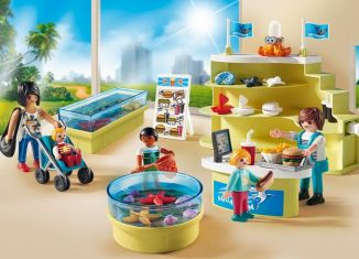 Playmobil - 9061 - Aquarium Shop