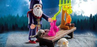 Playmobil - 9096 - Alchemist with Potions