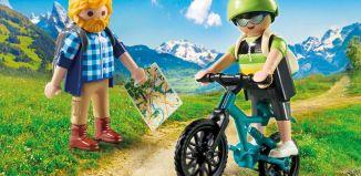 Playmobil - 9129 - Bergsportler