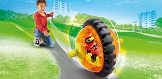 "Playmobil - 9203 - Speed Roller ""Orange"""