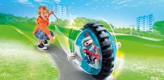 "Playmobil - 9204 - Speed Roller ""Blue"""