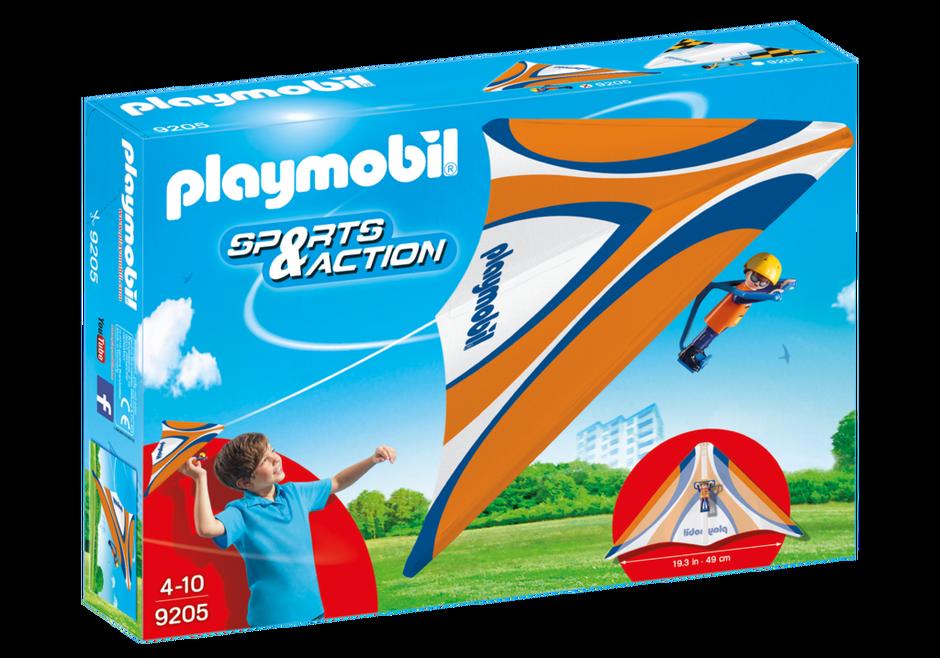 "Playmobil 9205 - Dragonflyer ""Lucas"" - Box"