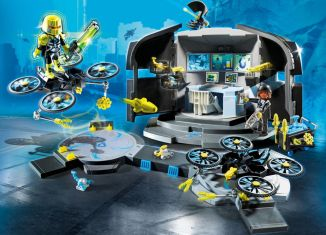 Playmobil - 9250 - Dr. Drone's Command Center