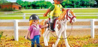 Playmobil - 9258 - Riding teacher