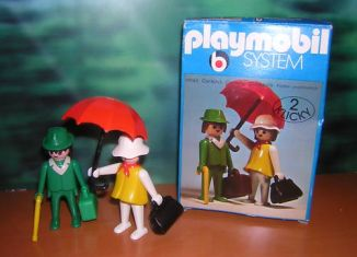 Playmobil - 3165 - Travellers