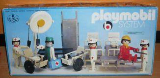 Playmobil - 3227 - Hospital Staff