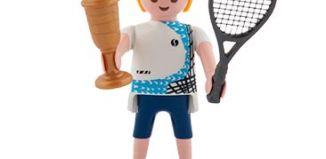 Playmobil - LADLH-60 - Tennis player