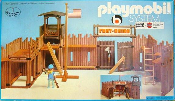 Playmobil Set 3420 Ken Fort Union Klickypedia