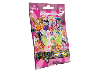 Playmobil - 9242 - Figures Series 12 - Girls