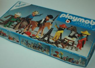 Playmobil - 3240v1 - 5 Bandits Set