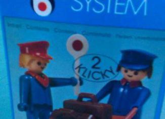 Playmobil - 3166 - Porter