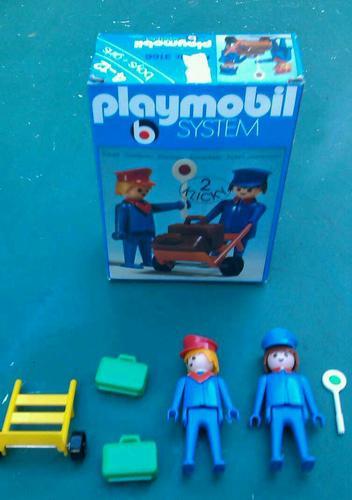 Playmobil 3166 - Porter - Box