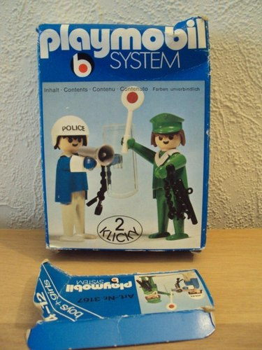 Playmobil 3167 - Police - Box