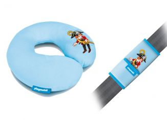 Playmobil - 00000 - Children's travel pillow and belt protector