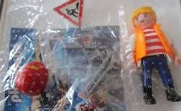 Playmobil - 0000-ger - Maitenance Employee (U9, 2016)