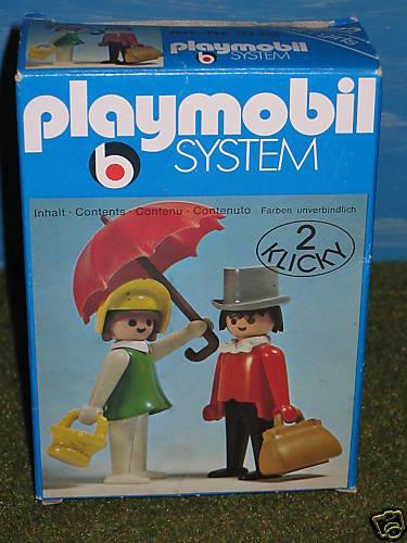 Playmobil 3178 - Western Couple - Box