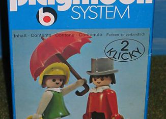 Playmobil - 3178 - Western Couple