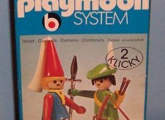 Playmobil - 3173 - Robin Hood and Maid Marian